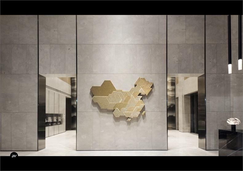 矩阵纵横:广州华润天合销售中心设计-01