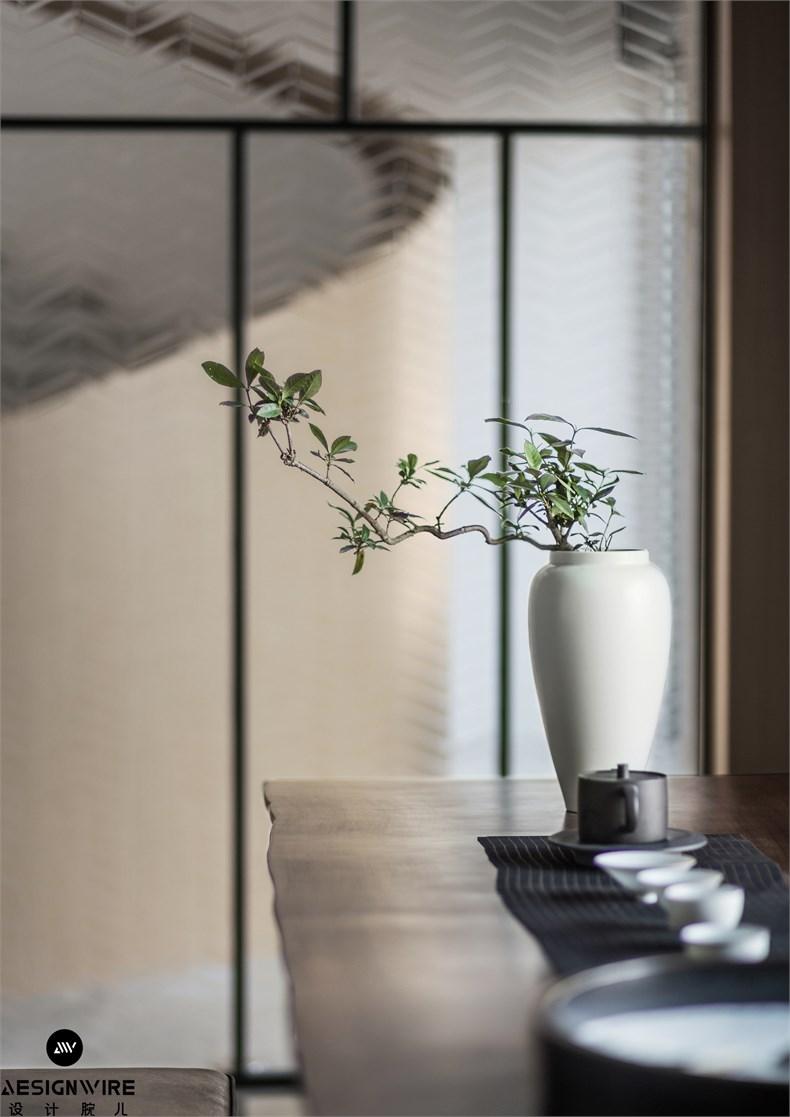 矩阵纵横:广州华润天合销售中心设计-07