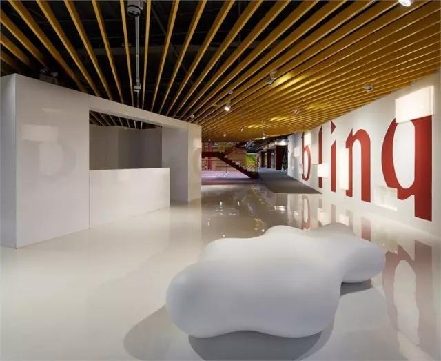 Andy Leung:新中式主义南京蓝光公园售楼处室内设计-27