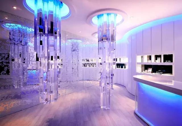 Andy Leung:新中式主义南京蓝光公园售楼处室内设计-24