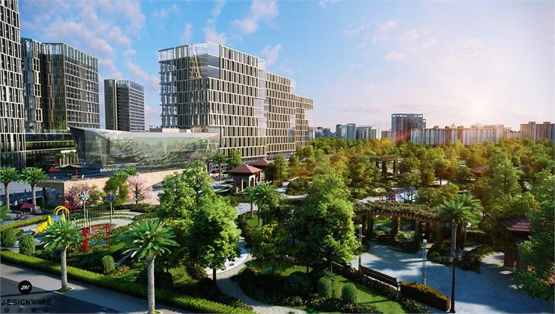 胡中维:深圳康利城运营中心设计-01