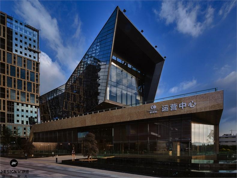 胡中维:深圳康利城运营中心设计-02