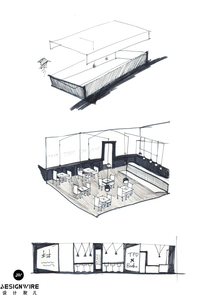 郑铮:一尚门TFD×BANKSIA餐厅-02
