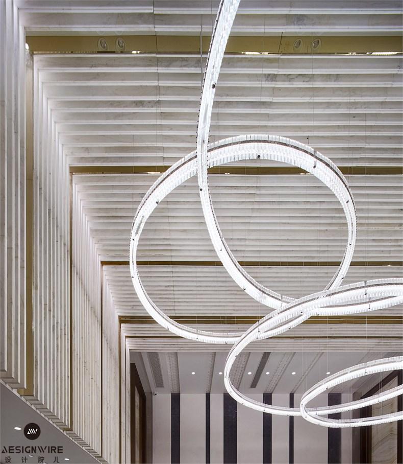易和室内设计:金地大运河府售楼处