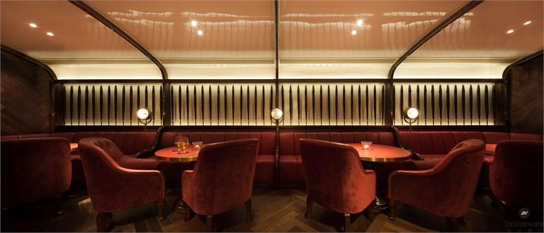 Nelson Chow:香港FOXGLOVE酒吧设计-09