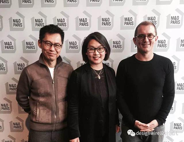 WOHA创办人黄文森、Designwire主编马海金、WOHA创办人Richard Hassell3