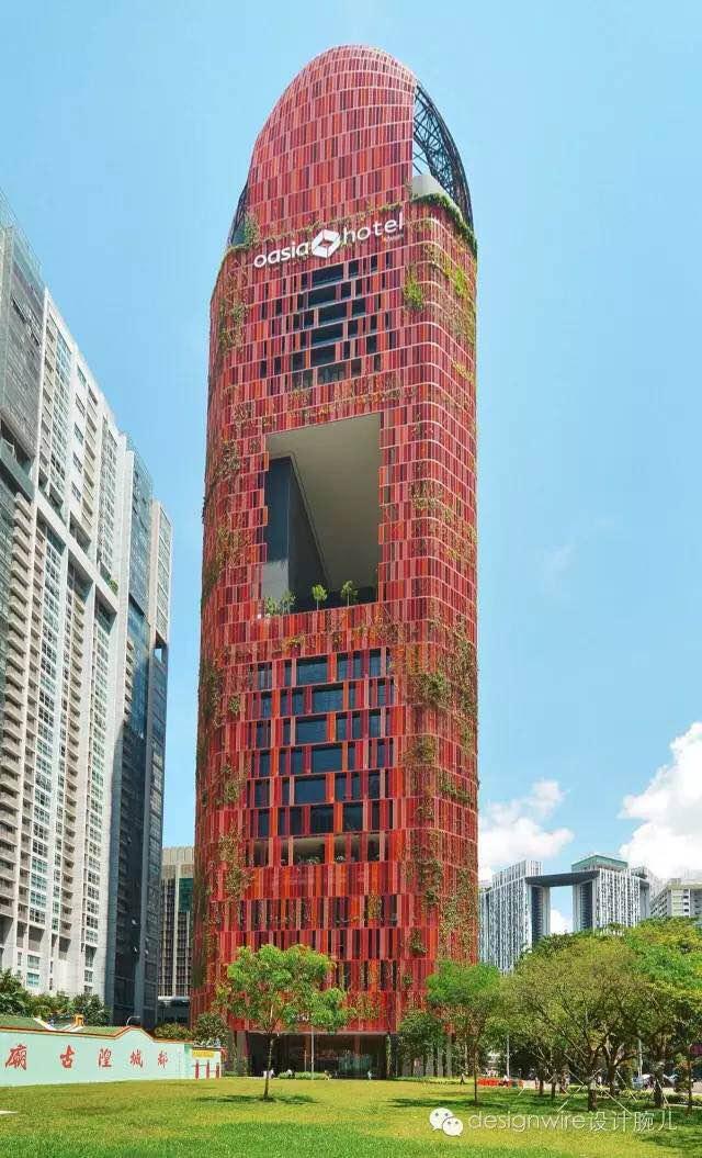 新加坡Oasia Downtown酒店3