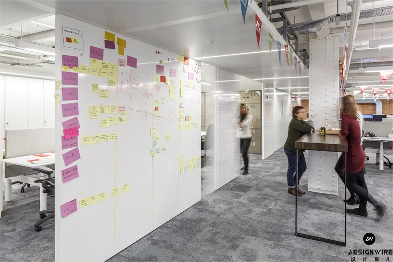 27 - The open plan office areas feature sliding screens and write-on-walls_副本.jpg