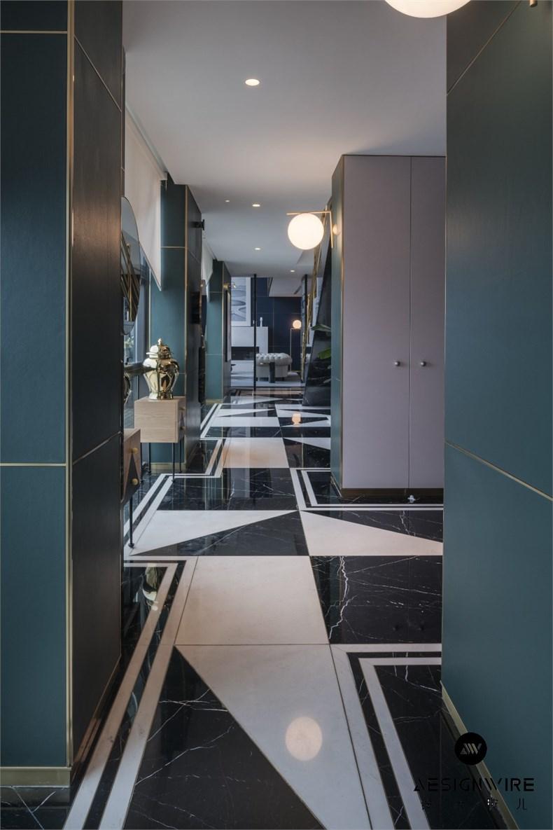 Thomas DARIEL:深圳顶层公寓设计2