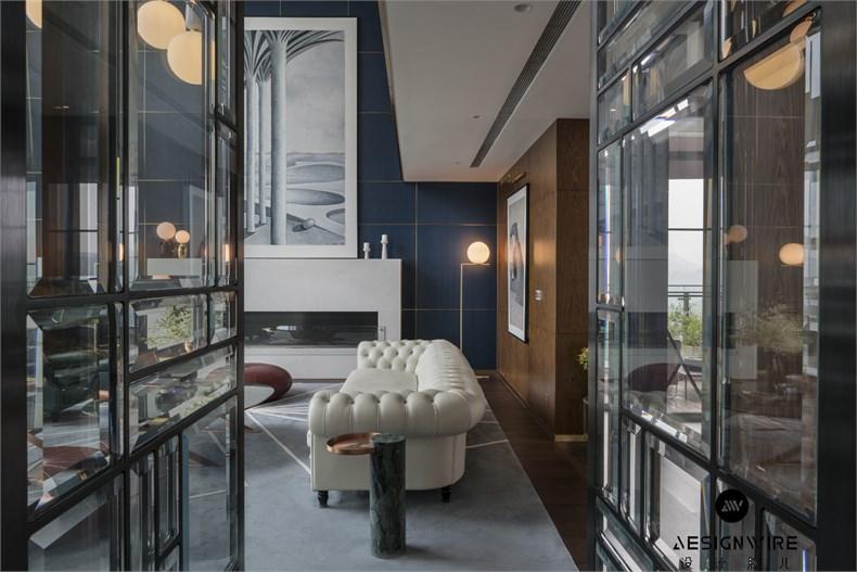 Thomas DARIEL:深圳顶层公寓设计4