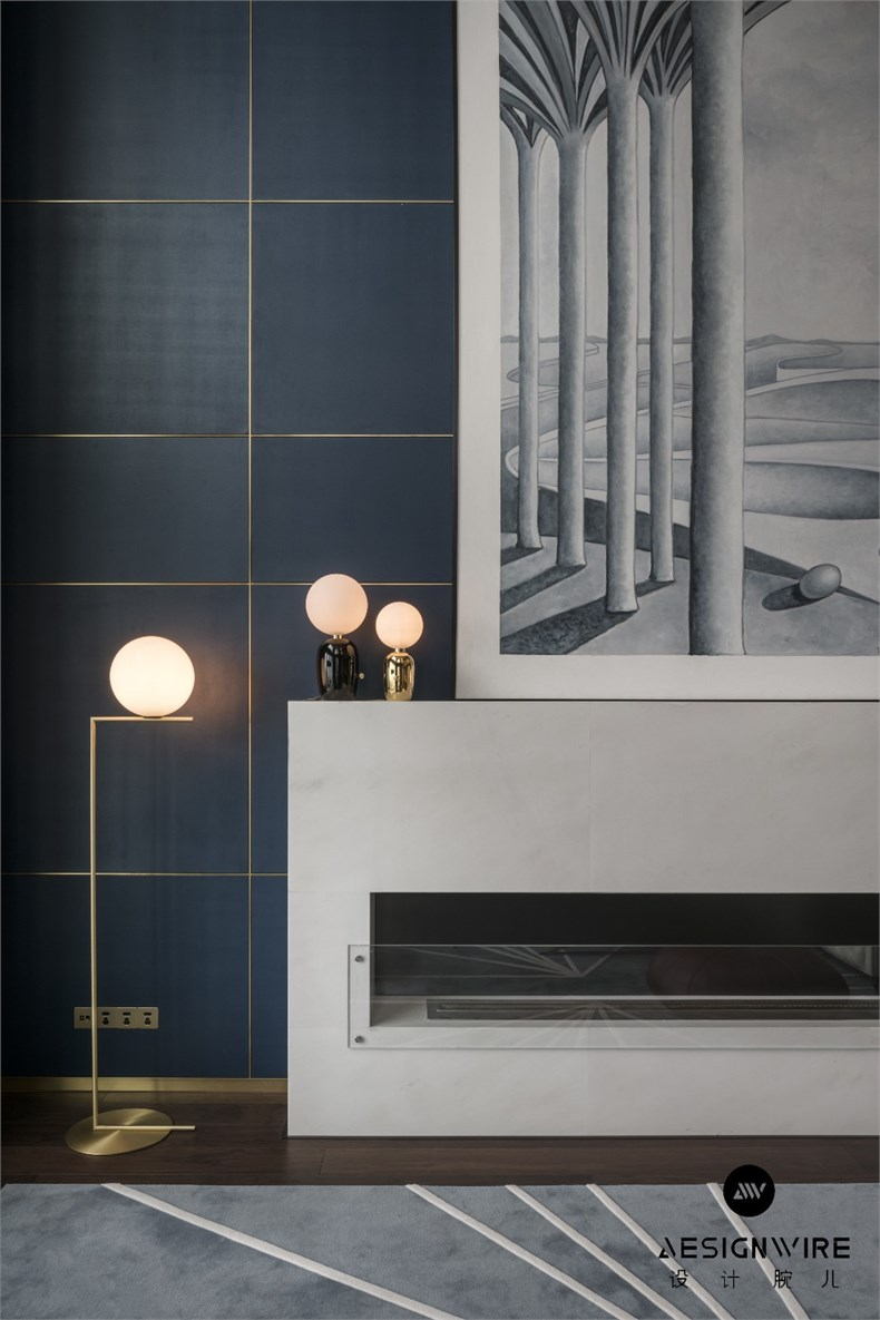 Thomas DARIEL:深圳顶层公寓设计6