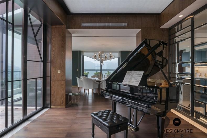 Thomas DARIEL:深圳顶层公寓设计7