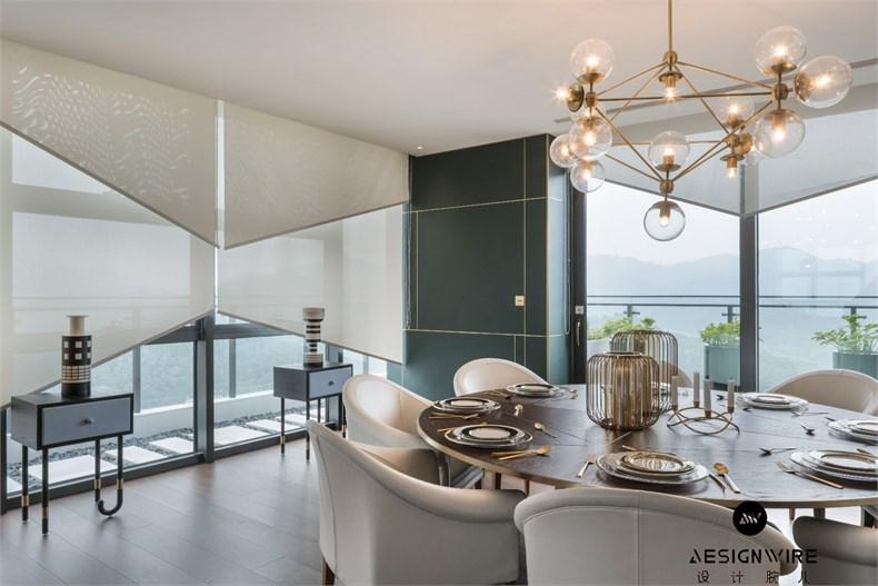 Thomas DARIEL:深圳顶层公寓设计10