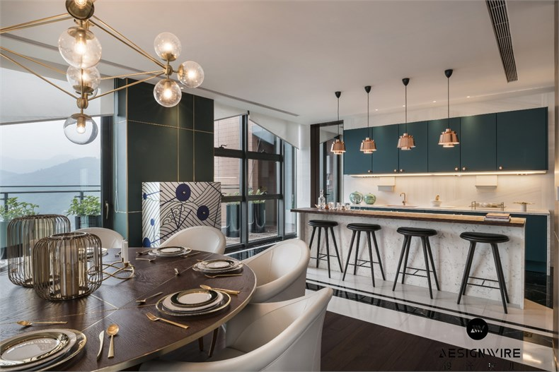 Thomas DARIEL:深圳顶层公寓设计8