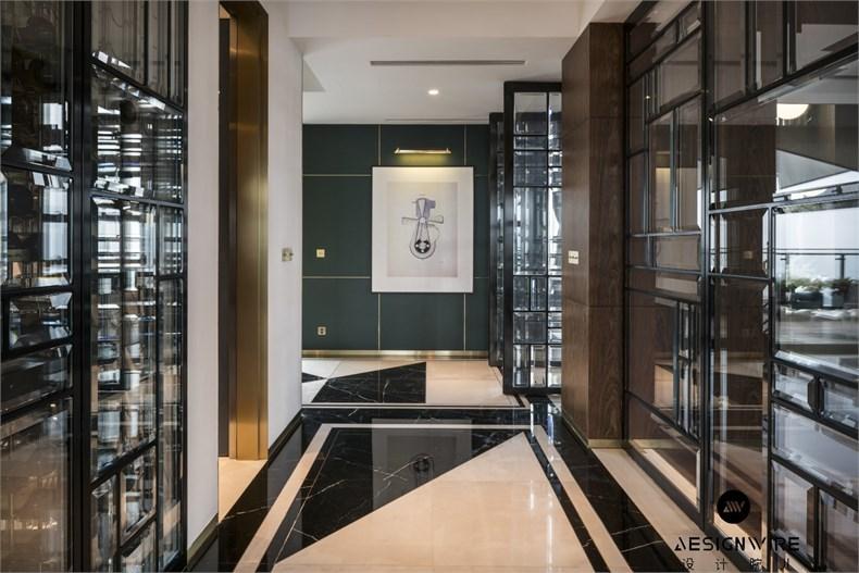 Thomas DARIEL:深圳顶层公寓设计1