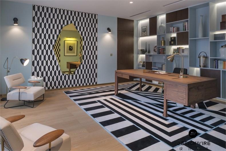 Thomas DARIEL:深圳顶层公寓设计12