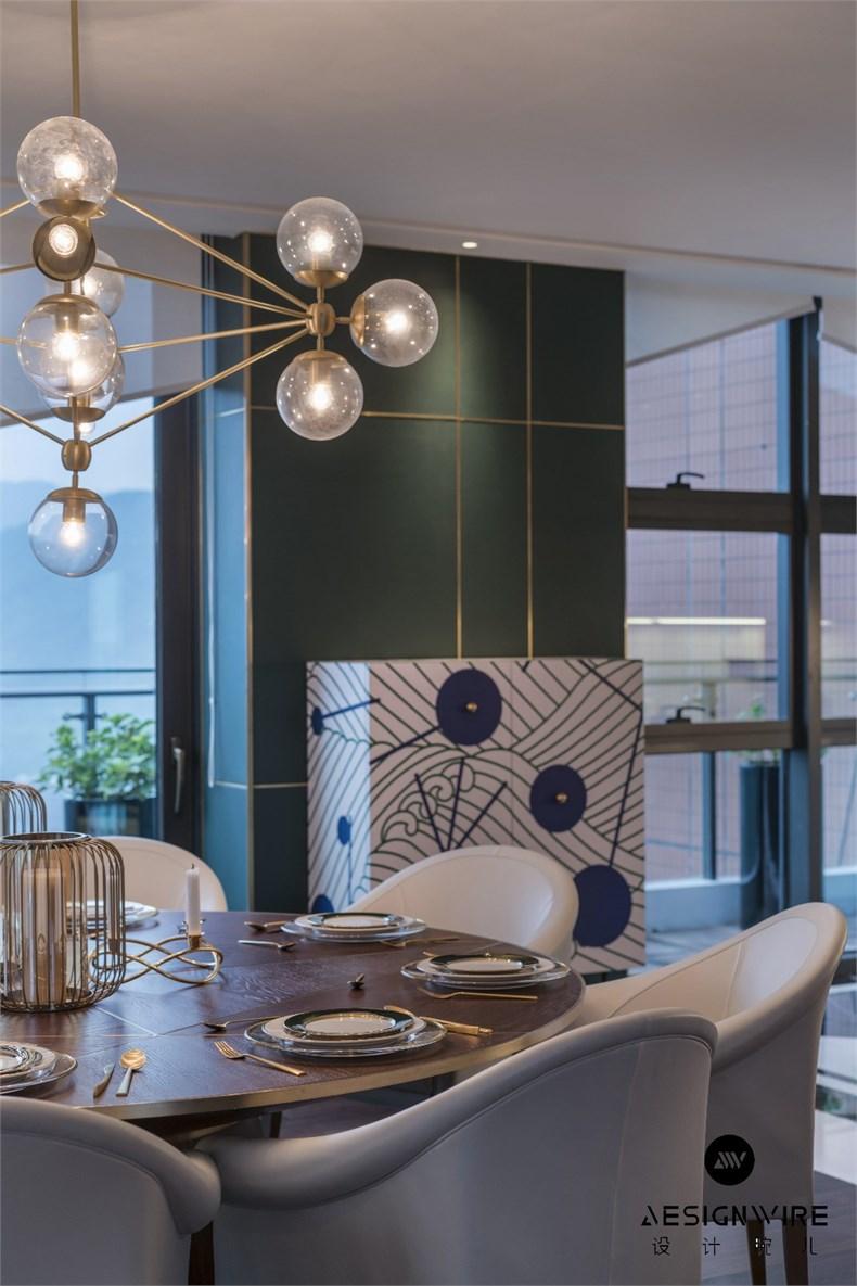 Thomas DARIEL:深圳顶层公寓设计9