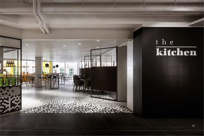 【首发】i29:阿姆斯特丹The Kitchen餐厅设计-01