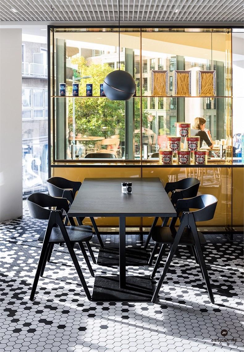 【首发】i29:阿姆斯特丹The Kitchen餐厅设计-06