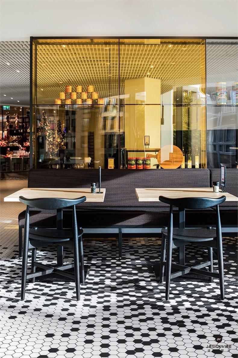 【首发】i29:阿姆斯特丹The Kitchen餐厅设计-07