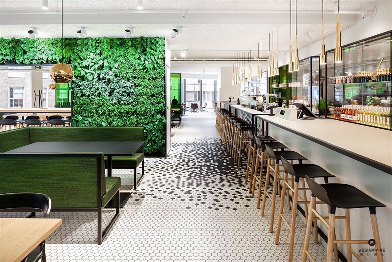 【首发】i29:阿姆斯特丹The Kitchen餐厅设计-09
