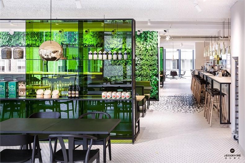 【首发】i29:阿姆斯特丹The Kitchen餐厅设计-12