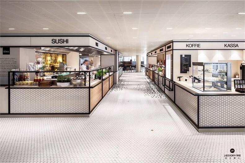 【首发】i29:阿姆斯特丹The Kitchen餐厅设计-14