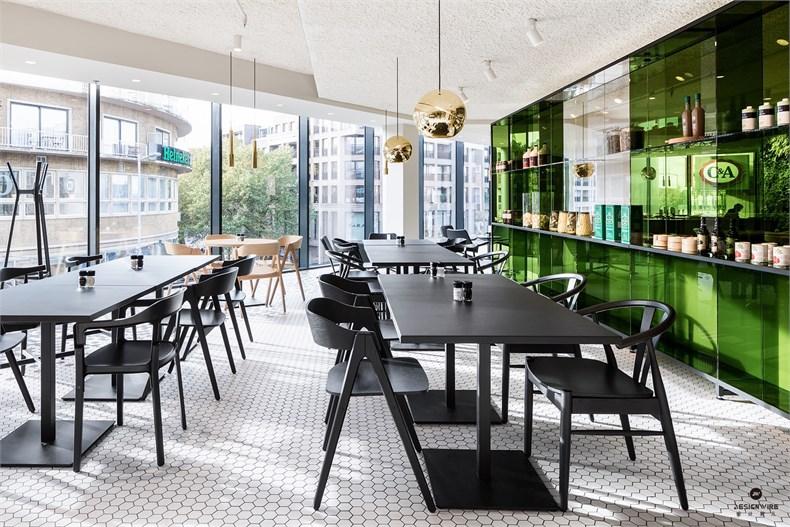 【首发】i29:阿姆斯特丹The Kitchen餐厅设计-19