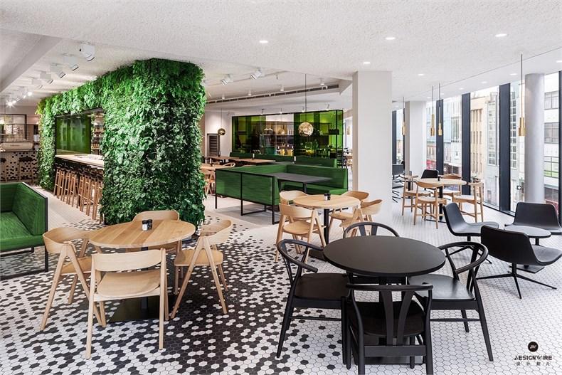 【首发】i29:阿姆斯特丹The Kitchen餐厅设计-20