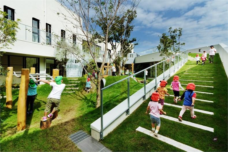 日比野:KM幼稚园&托儿所设计-06