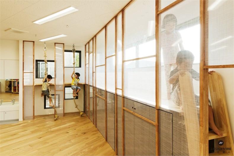 日比野:KM幼稚园&托儿所设计-11