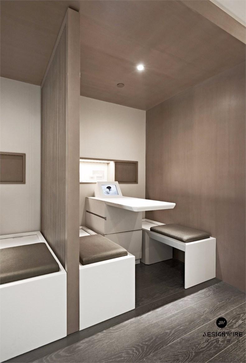 MDO:成都MTM理疗spa店设计9