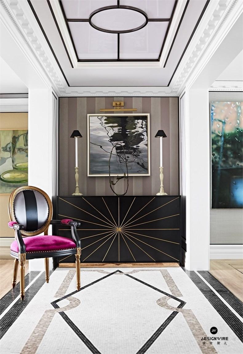 Baptiste Bohu:上海浦东世贸湖滨公寓设计-01