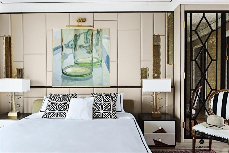 Baptiste Bohu:上海浦东世贸湖滨公寓设计-06