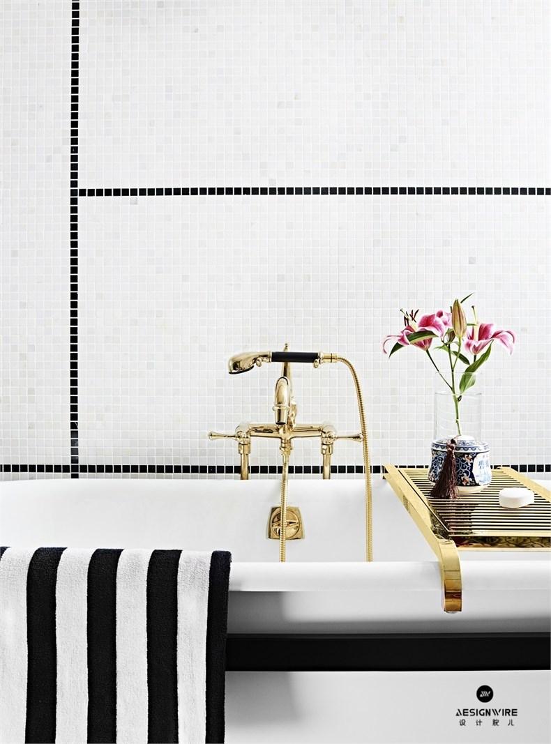 Baptiste Bohu:上海浦东世贸湖滨公寓设计-08