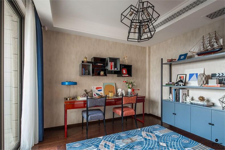 卡纳设计:杭州万科溪望住宅-11