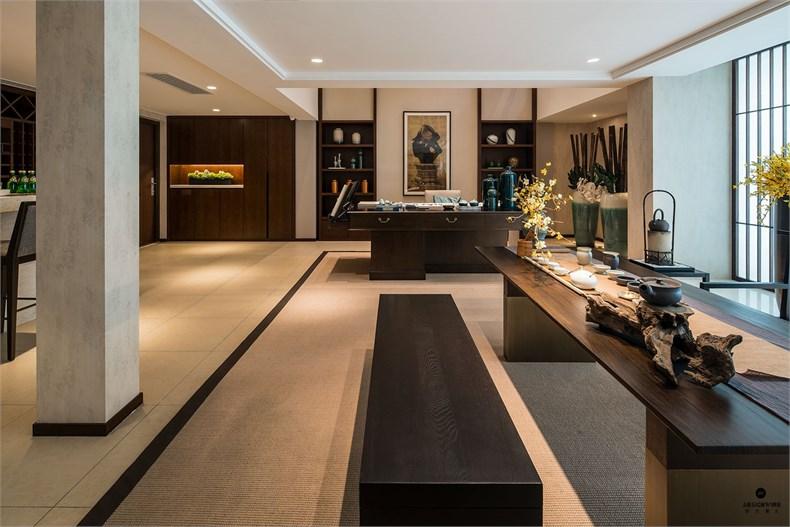 卡纳设计:杭州万科溪望住宅-12
