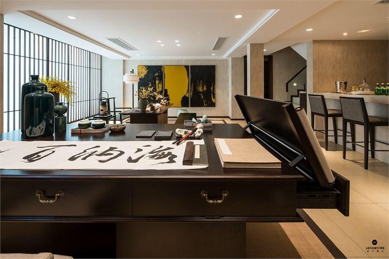 卡纳设计:杭州万科溪望住宅-13