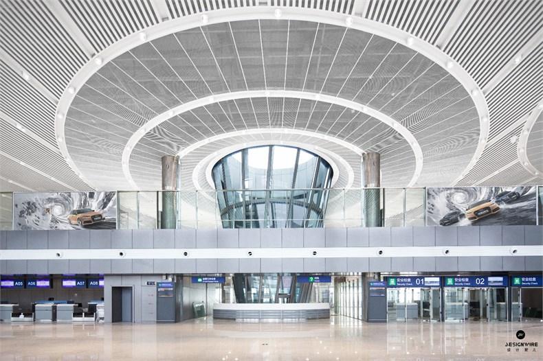 李秩宇:上饶三清山机场室内设计-16