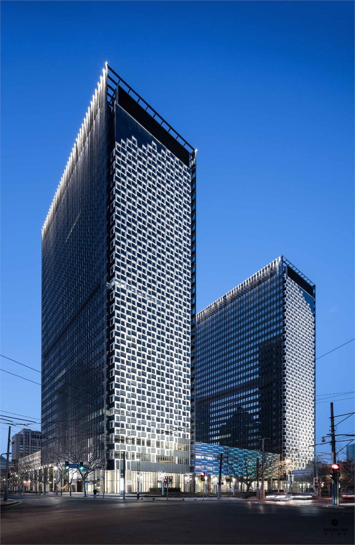 Aedas:上海星荟中心设计-03