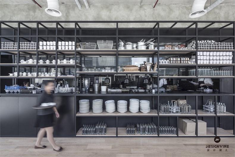 Jonathan Ashmore:阿布扎比No.57精品咖啡店设计-06