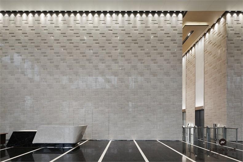 黄全:绿地集团三个高端办公楼室内设计-02
