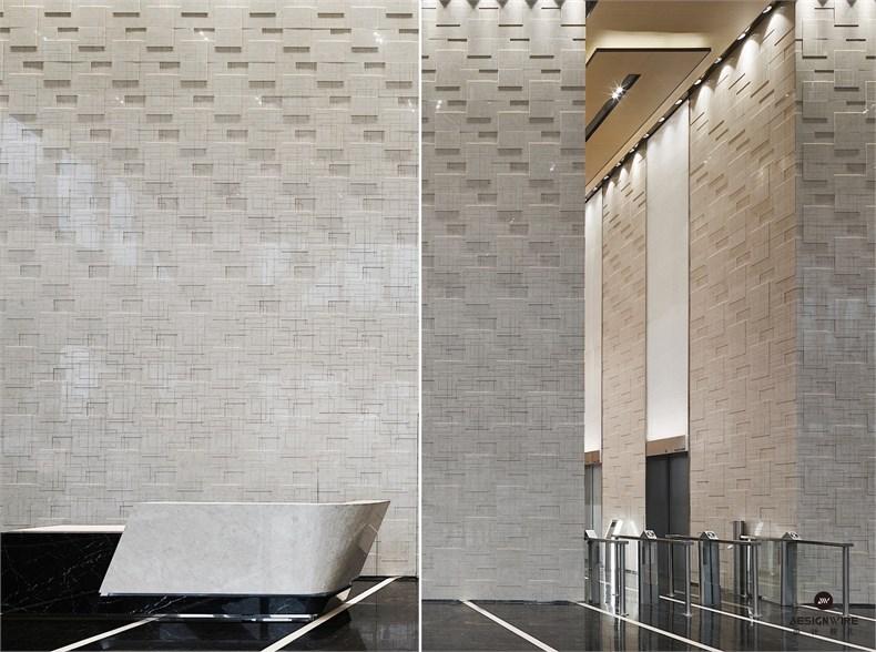 黄全:绿地集团三个高端办公楼室内设计-03
