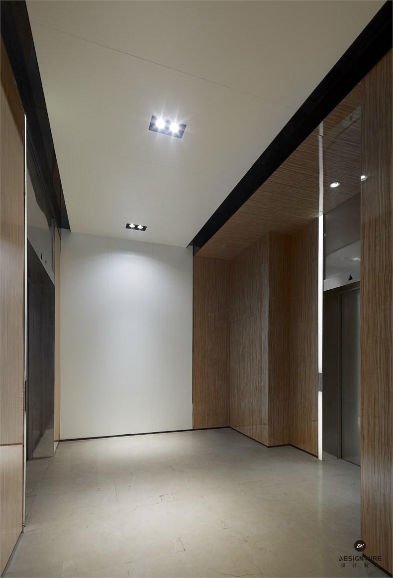 黄全:绿地集团三个高端办公楼室内设计-07