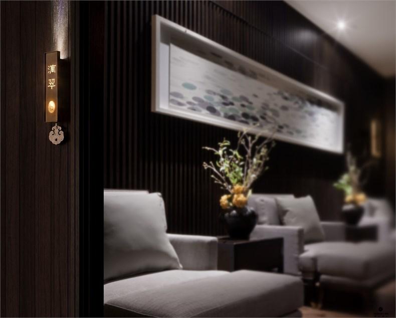 现代室内设计理念_韩松:上海建发公园央墅售楼处会所设计 - 设计腕儿【腕儿案例】