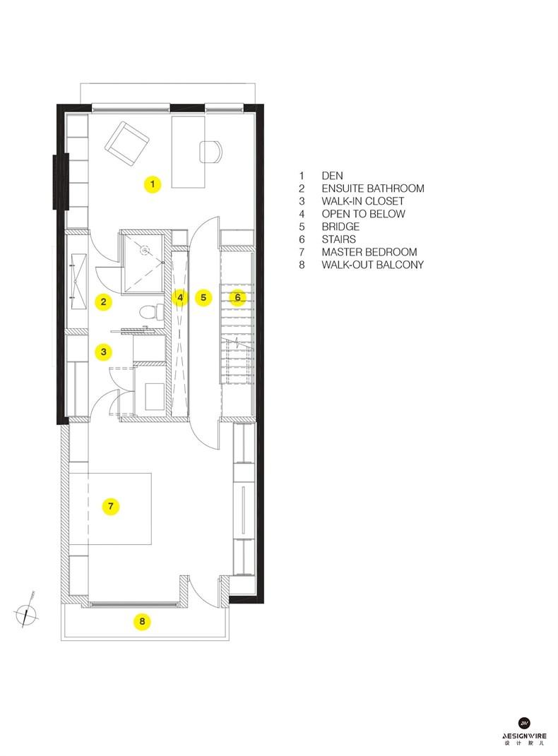 John Tong:多伦多Zn住宅设计-14