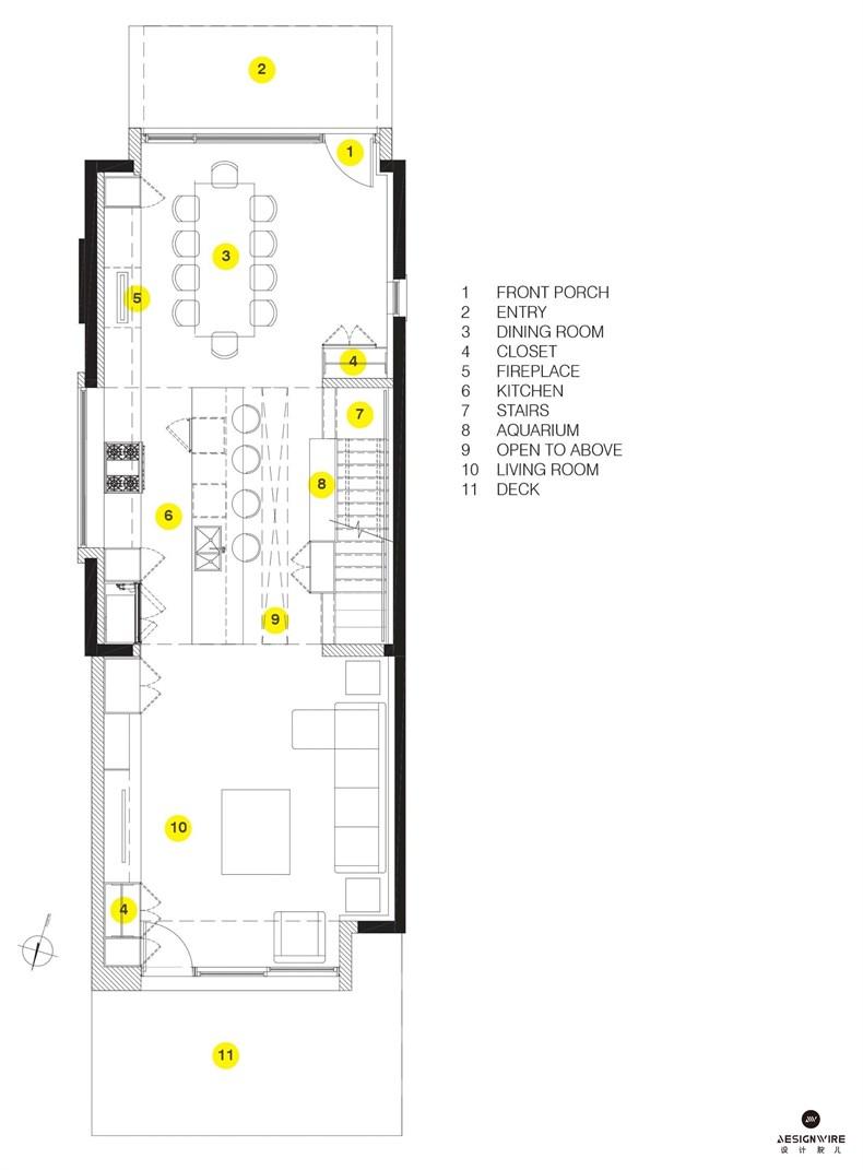 John Tong:多伦多Zn住宅设计-15