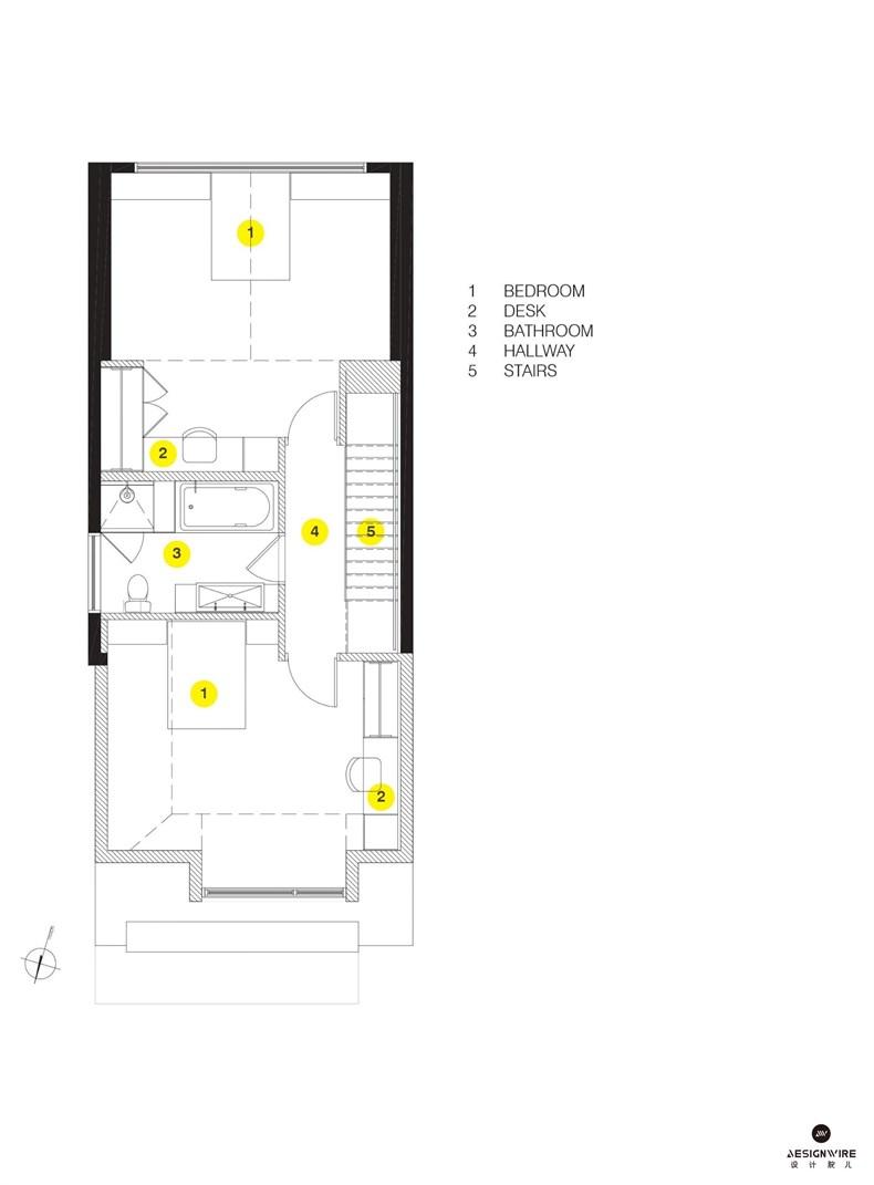John Tong:多伦多Zn住宅设计-16