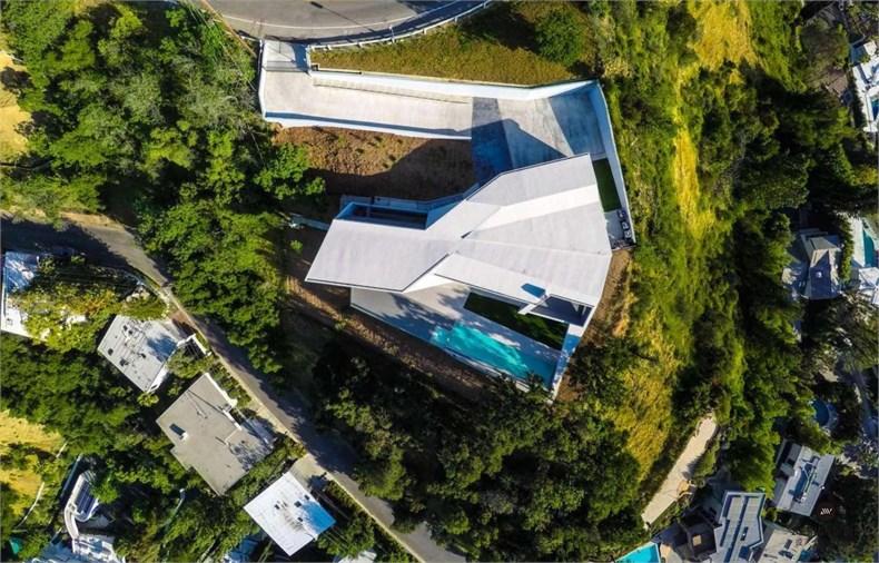 洛杉矶好莱坞山Mu77住宅设计-01