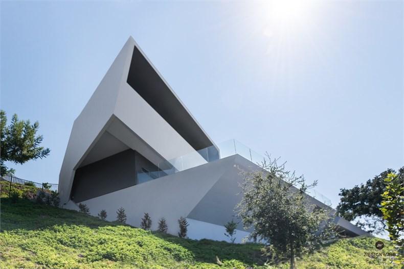 洛杉矶好莱坞山Mu77住宅设计-02